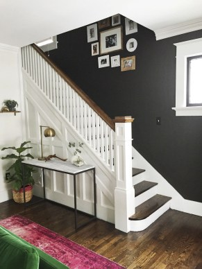 Best And Elegant Wooden Stairs In Your House 33