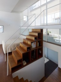 Best And Elegant Wooden Stairs In Your House 34