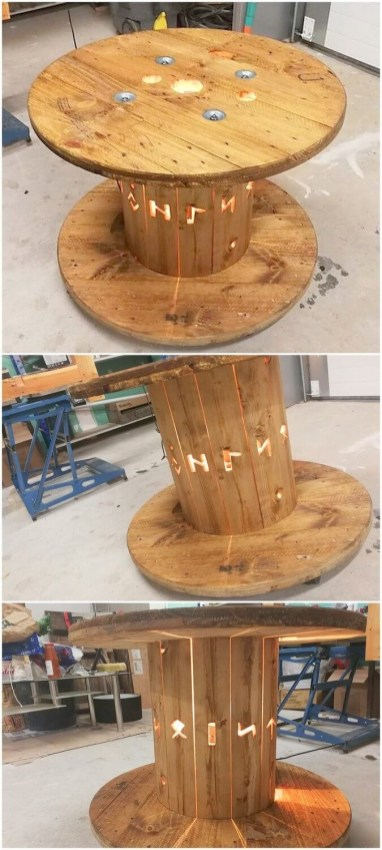 Creative And Easy Pallet Project DIY Idea Everyone Can Do 15