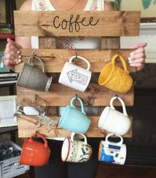 Creative And Easy Pallet Project DIY Idea Everyone Can Do 24
