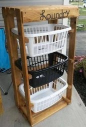 Creative And Easy Pallet Project DIY Idea Everyone Can Do 37