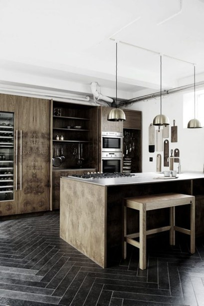 Inspiring Scandinavian Furniture For Your Kitchen Decoration 07