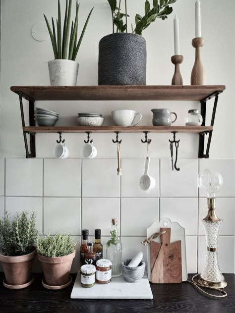 Inspiring Scandinavian Furniture For Your Kitchen Decoration 33