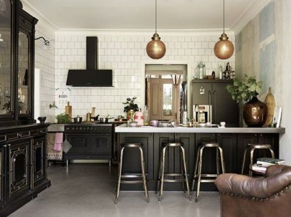 Inspiring Scandinavian Furniture For Your Kitchen Decoration 39