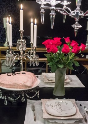 Romantic Table Decoration For Valentine's 16