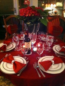 Romantic Table Decoration For Valentine's 19