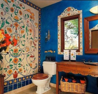Stunning Colorful Bathroom Decoration For Your Kids 05