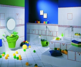 Stunning Colorful Bathroom Decoration For Your Kids 15
