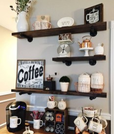 Amazing Diy Coffee Station Idea In Your Kitchen 03