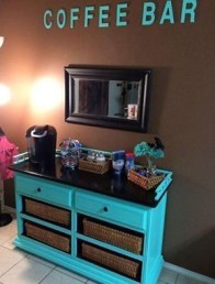 Amazing Diy Coffee Station Idea In Your Kitchen 15