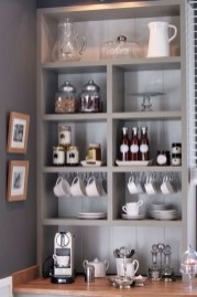 Amazing Diy Coffee Station Idea In Your Kitchen 21