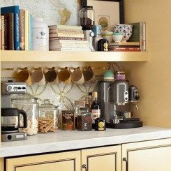 Amazing Diy Coffee Station Idea In Your Kitchen 28