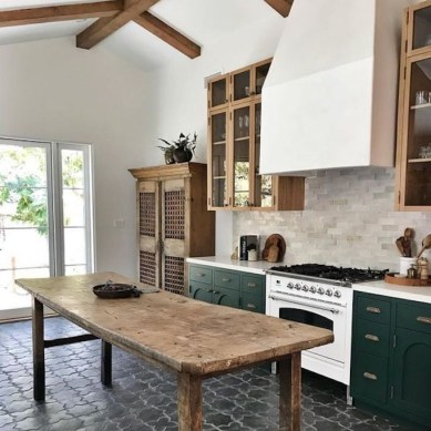 Awesome Kitchen Floor To Design Your Creativity 35