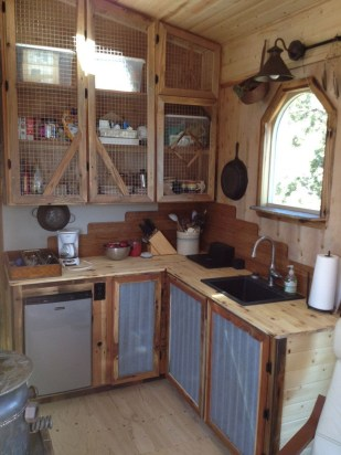 More Creative Diy Rustic Kitchen Decoration Idea For Small Space 06