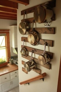 More Creative Diy Rustic Kitchen Decoration Idea For Small Space 11