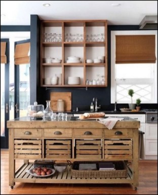 More Creative Diy Rustic Kitchen Decoration Idea For Small Space 25