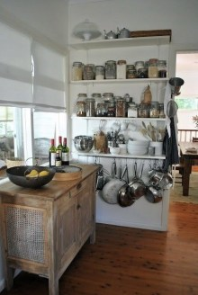 More Creative Diy Rustic Kitchen Decoration Idea For Small Space 32
