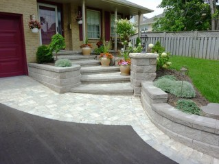 Best Walkways Idea In Your Front Yard 23