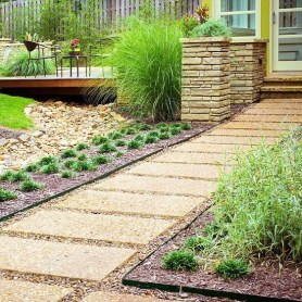 Best Walkways Idea In Your Front Yard 35