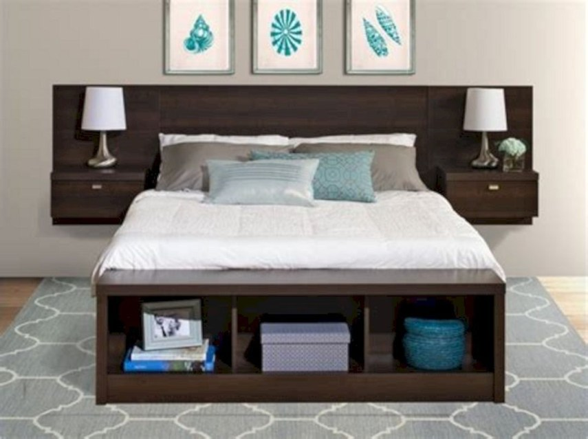 Cheap And Easy DIY Headboard For Your Bedroom 06