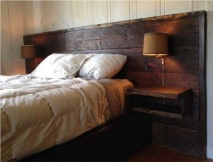 Cheap And Easy DIY Headboard For Your Bedroom 20