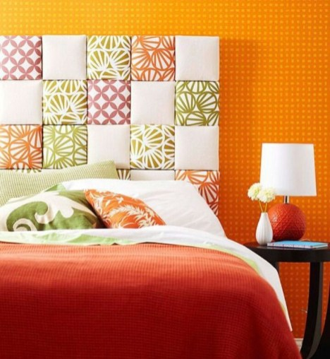 Cheap And Easy DIY Headboard For Your Bedroom 24