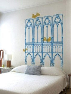 Cheap And Easy DIY Headboard For Your Bedroom 30
