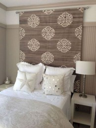 Cheap And Easy DIY Headboard For Your Bedroom 34