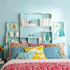 Cheap And Easy DIY Headboard For Your Bedroom 36