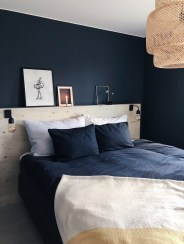 Cheap And Easy DIY Headboard For Your Bedroom 38