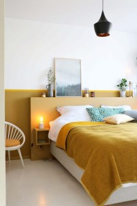 Cheap And Easy DIY Headboard For Your Bedroom 39