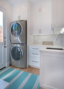 Contemporary Laundry Room Decor Ideas You Can Try For Your House 21