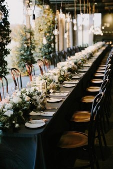 Create Beautiful Outdoor Wedding Decoration You Will Love 07