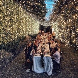 Create Beautiful Outdoor Wedding Decoration You Will Love 21