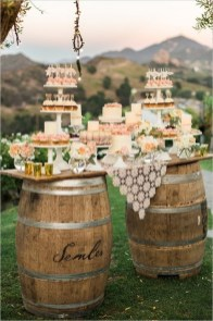Create Beautiful Outdoor Wedding Decoration You Will Love 28