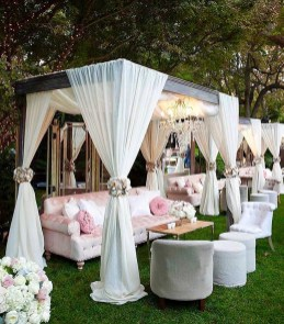 Create Beautiful Outdoor Wedding Decoration You Will Love 30