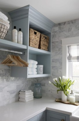Creative And Inspiring Laundry Room Decor Idea 09