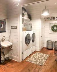 Creative And Inspiring Laundry Room Decor Idea 11
