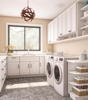 Creative And Inspiring Laundry Room Decor Idea 18