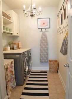 Creative And Inspiring Laundry Room Decor Idea 35