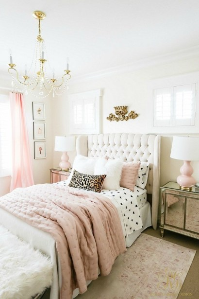 Impressive Bedroom Decoration Idea For Teen Style 27