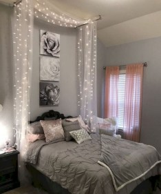 Impressive Bedroom Decoration Idea For Teen Style 29