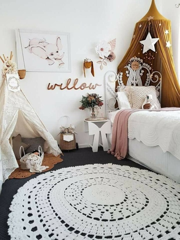 Impressive Bedroom Decoration Idea For Teen Style 31