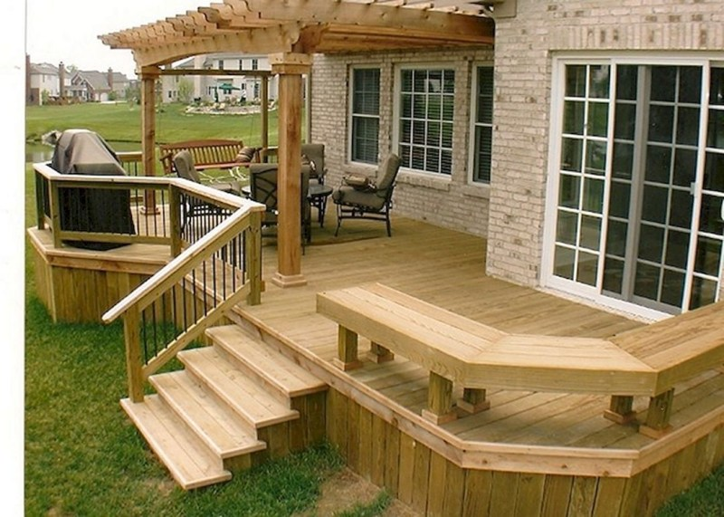 Incredible Small Backyard Ideas For Relax Space 22