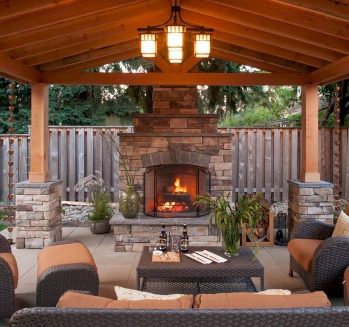 Incredible Small Backyard Ideas For Relax Space 24