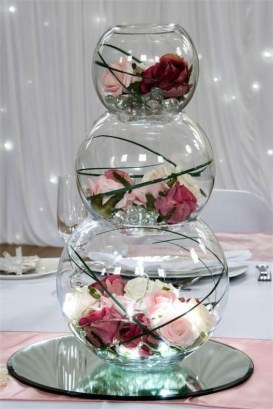 Simple Centerpieces Decoration For Inspiration Your Wedding 09