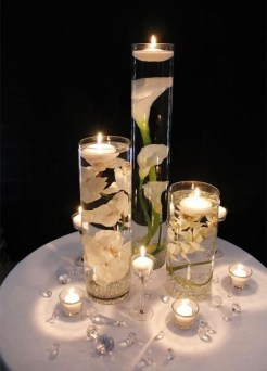 Simple Centerpieces Decoration For Inspiration Your Wedding 14