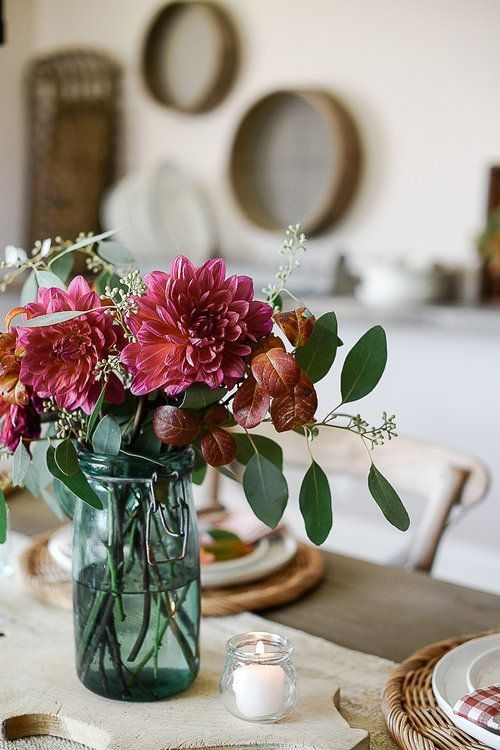 Simple Centerpieces Decoration For Inspiration Your Wedding 39