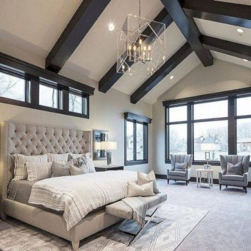 Stylish And Elegant Master Bedroom Idea For Your Family 14