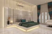 Stylish And Elegant Master Bedroom Idea For Your Family 20